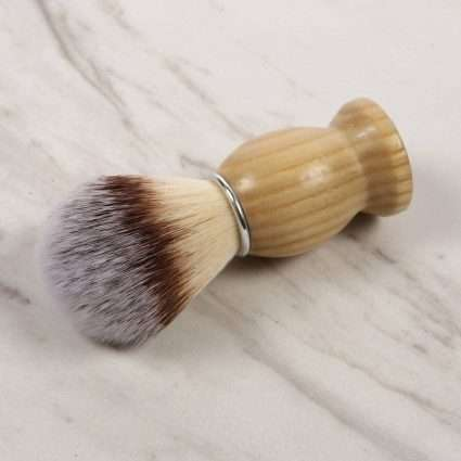 can you wash a shaving brush