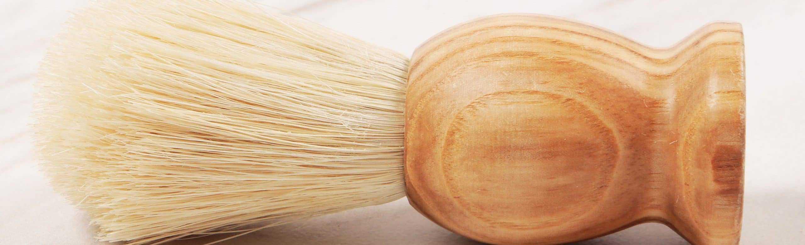 Best Plastic-Free Shaving Brush