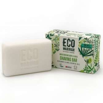 Eco Warrior Shaving Bar Soap