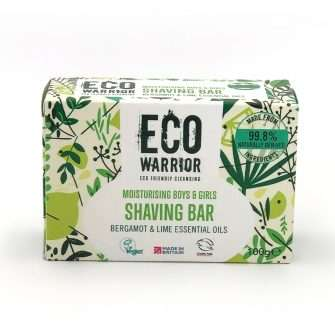 Eco Warrior Shaving Bar