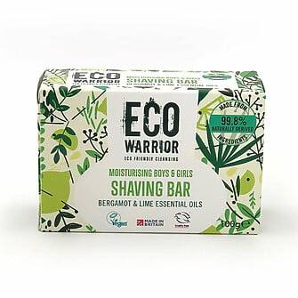 Eco Warrior Shaving Bar