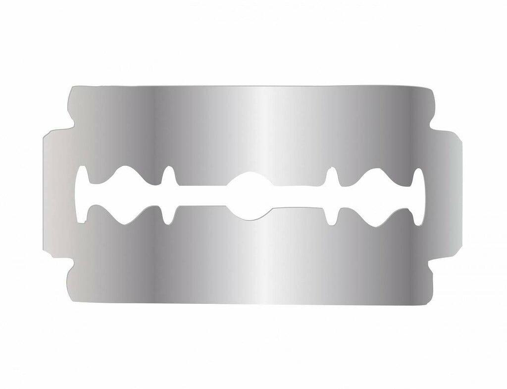 Are safety razor blades single use?